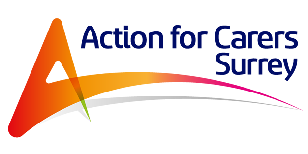 Action for Carers Surrey logo linked to further information